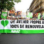 Banderole Avaaz