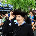 Chapeau d'herbe